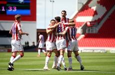 Joy for Michael O'Neill as Stoke pick up vital win