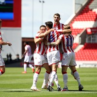 Joy for Michael O'Neill as Stoke pick up vital win