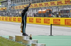 Hamilton dominates Styrian Grand Prix after pre-race division on driver protest
