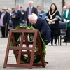 Irish men and women who died in wars or during UN service remembered