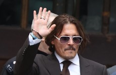 Johnny Depp tells court he got superbug after his finger was severed