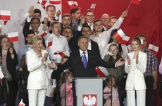 Conservative candidate on course for narrow victory in Poland's presidential election