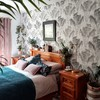 'The greenery outside was my inspiration': Sharon shares her tropical-themed bedroom