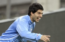 Luis Suarez included in Uruguayan Olympic football squad