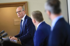 Coveney: 'I don't think we should prevent flights landing in Ireland or ban international travel'
