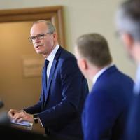 Coveney: 'I don't think we should prevent flights landing in Ireland or ban international travel'