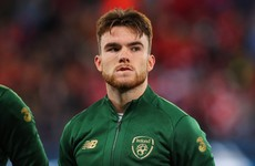 The Galway starlet living his Premier League dream