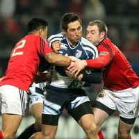 Gavin Henson signs with London Welsh while Danny Cipriani trains with Sale