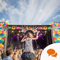 Festivals might be off for 2020 but we've moved our events business entirely online