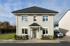 Brand new three-beds in family-friendly Portlaoise from €212k