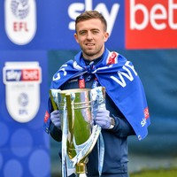 Coventry City star targets Ireland senior debut after sealing Championship return