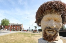 Bail granted to man (47) accused of vandalising Luke Kelly statue