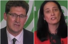 Eamon Ryan and Catherine Martin make final pitches to be leader in Green Party hustings