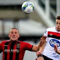 Dundalk winners over Bohemians in friendly ahead of season restart
