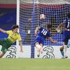 Giroud goal keeps Chelsea on course for Champions League