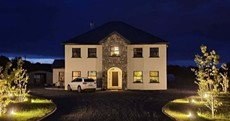 Staying home is easy at this €795k four-bed with a cinema room and jacuzzi