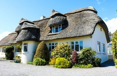 Charming thatched cottage with a fairytale interior in Co Wicklow