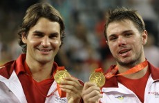Federer sets his sets on Olympic Gold as Murray compares him to Muhammad Ali