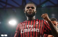 Ivory Coast star inspires Milan comeback, Juventus slip up