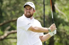 'Strange' times find Shane Lowry unable to defend Open crown