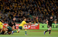 New Zealand set to host centralised Rugby Championship for 2020