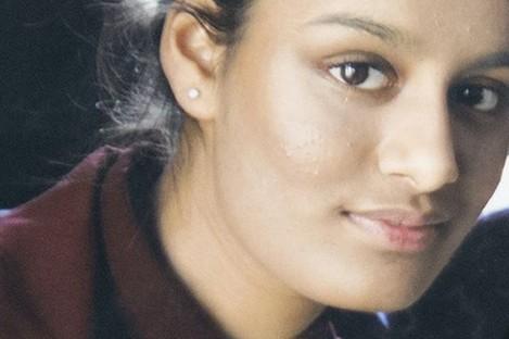 File photo. Shamima Begum.