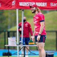 'He's different to your normal lock': JVG excited to see Snyman grow at Munster