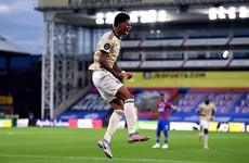 Rashford and Martial keep Man United in Champions League hunt