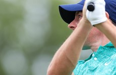 Rory McIlroy four off the lead after solid start at the Memorial