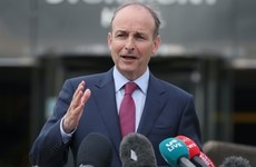 Taoiseach Micheál Martin 'doesn't see' a border poll being a possibility during his government