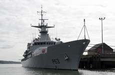 German fishing boat detained by Naval Service off Donegal coast