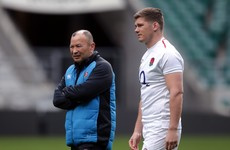 Eddie Jones dismisses concerns over England stars playing second-tier rugby