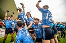 History makers! Westmeath side celebrate first Leinster senior A schools football title
