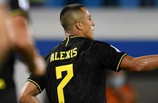 Alexis Sanchez hailed as 'a rediscovered footballer' after Inter keep title hopes alive