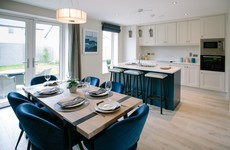 Space, style and river walks at these new family homes starting from €255k