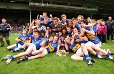 Tipp manager adamant minor footballers have proven their credentials