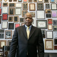 US politician and civil rights leader John Lewis dies aged 80