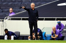 Tottenham deserve a place in Europe – Jose Mourinho