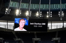 Leeds owner pays tribute to Jack Charlton following promotion