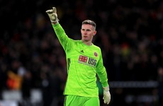 'We are talking to Dean Henderson and to Manchester United'
