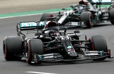 Lewis Hamilton takes pole position for Hungarian Grand Prix