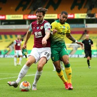 Burnley defeat dismal Norwich City to keep European hopes alive