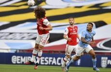 'We deserve to win a trophy' - Luiz revels in redemption as Arsenal upset Man City