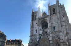 Man questioned as part of arson investigation into French cathedral fire