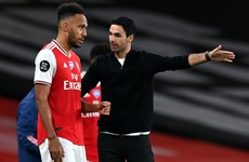 Mikel Arteta hopes FA Cup run persuades Pierre-Emerick Aubameyang to stay