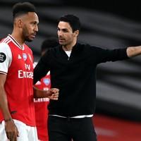 Mikel Arteta hopes FA Cup run persuades Pierre-Emerick Aubameyang to stay