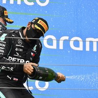 Lewis Hamilton eases to eighth Hungarian Grand Prix victory