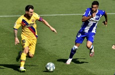 Messi claims golden boot and Real Madrid draw relegates Leganes