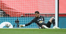 De Gea nightmare as Chelsea book place in FA Cup final