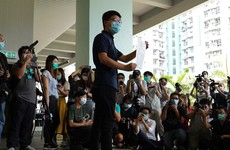 Pro-democracy activist Joshua Wong to fight for seat in Hong Kong legislature